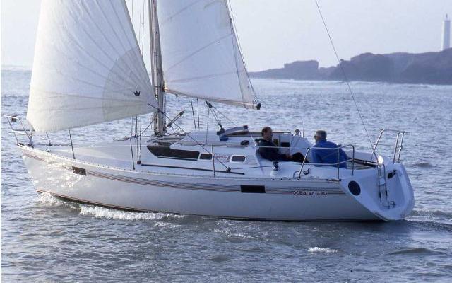 Océanis 320 - Bénéteau (voilier)