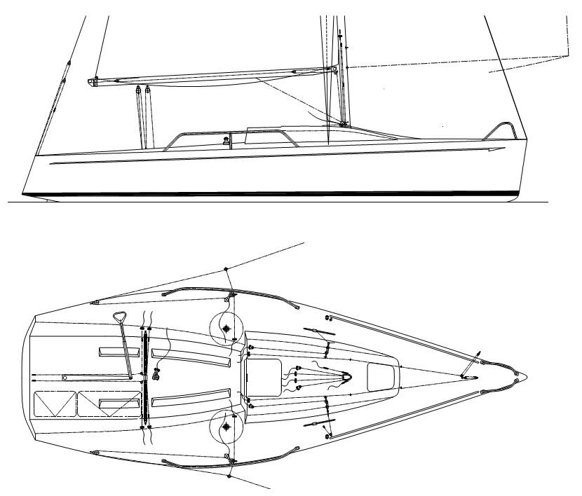 Bénéteau 25 / Platu 25 (voilier)