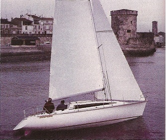 Suspens - Archambault (sailboat)
