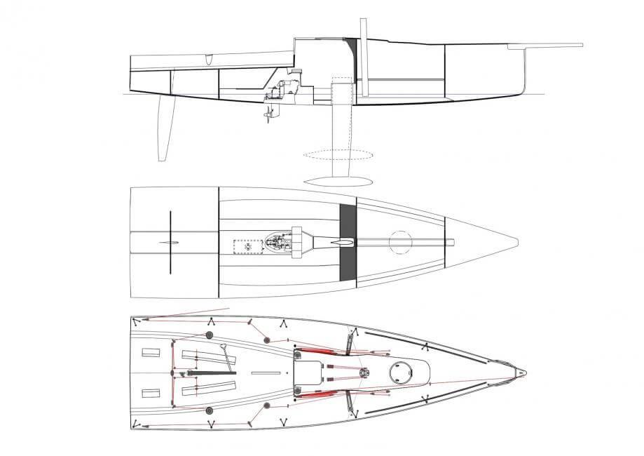 M34 - Archambault (voilier)
