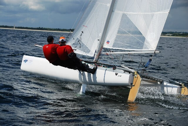 Diam 3 - ADH Inotec (sailboat)