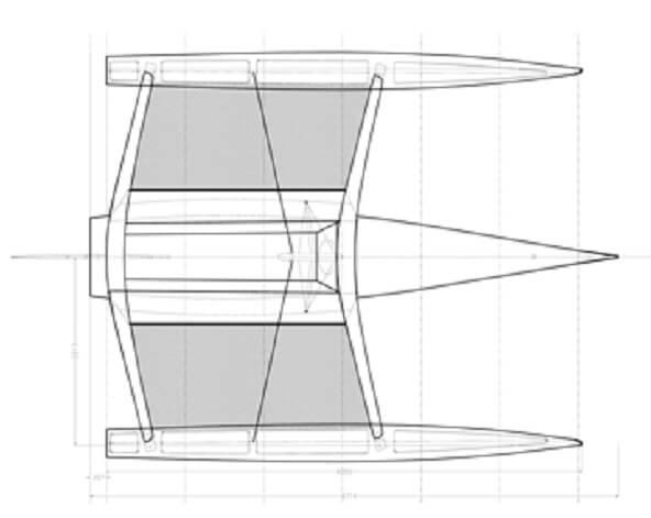 Multi 23 - Torpen Boats (voilier)
