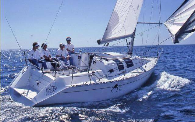 First 32S5 - Bénéteau (sailboat)
