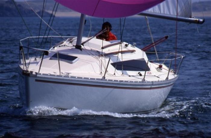 Eolia 25 - Jeanneau (sailboat)