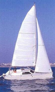 RM 800 - Fora Marine (sailboat)