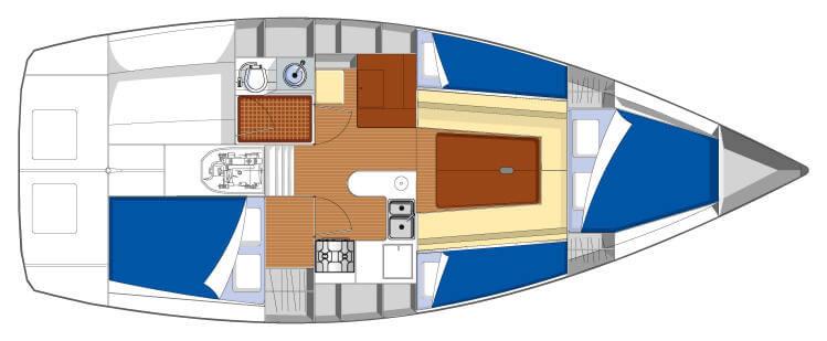 RM 1050 - Fora Marine (voilier)