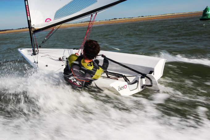 RS Aero - RS Sailing (voilier)
