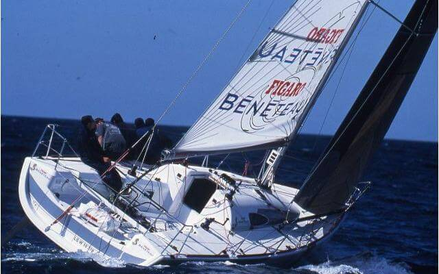 Figaro 2 - Bénéteau (sailboat)