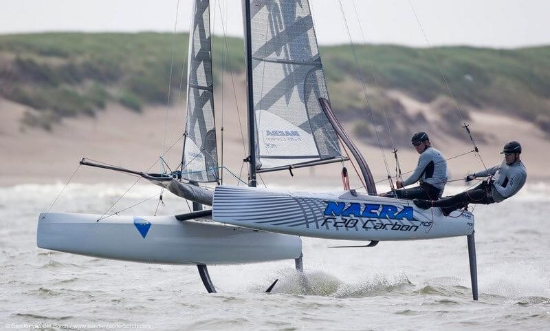 Nacra F20 FCS (sailboat)