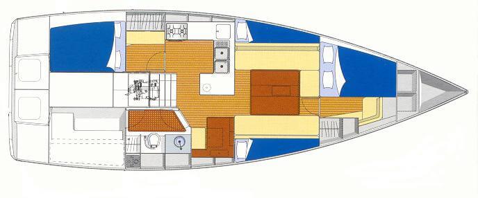 RM 1200 - Fora Marine (voilier)