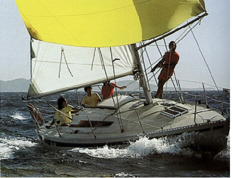 First 28 - Bénéteau (sailboat)
