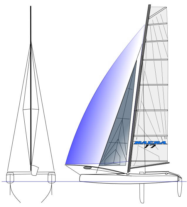 Nacra 17 (sailboat)