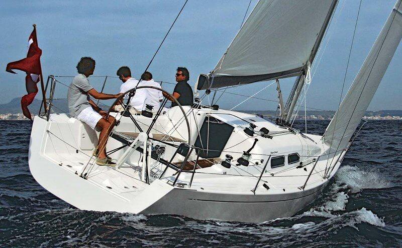 X-35 - X-Yachts (sailboat)