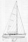 First 41S5 - Bénéteau (sailboat)