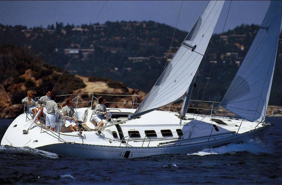 First 41S5 - Bénéteau (sailboat)