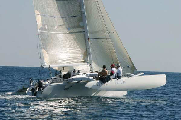 Corsair F31 (sailboat)