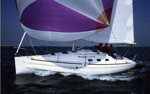 First 300 Spirit - Bénéteau (sailboat)