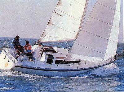Gib'sea 84 - Gibert Marine (sailboat)