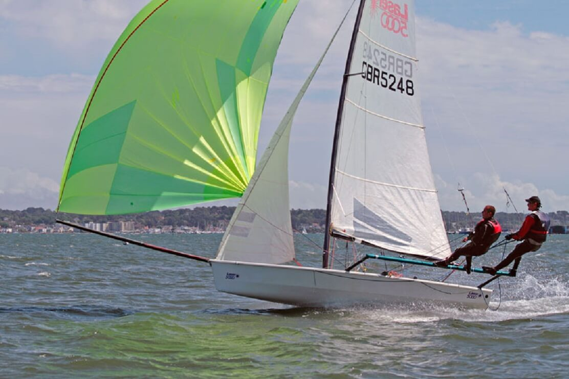 Laser 5000 - Laser Performance (sailboat)