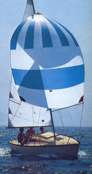 First 18 - Bénéteau (sailboat)