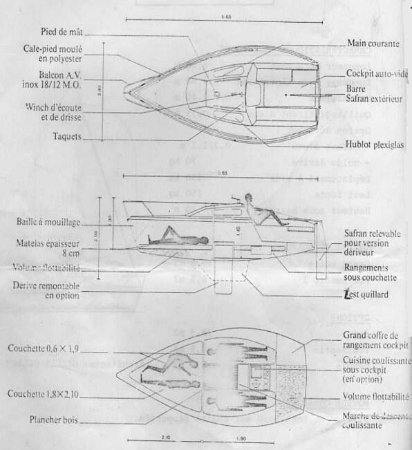 Kelt 5.50 (sailboat)