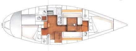 Dufour 39 (sailboat)