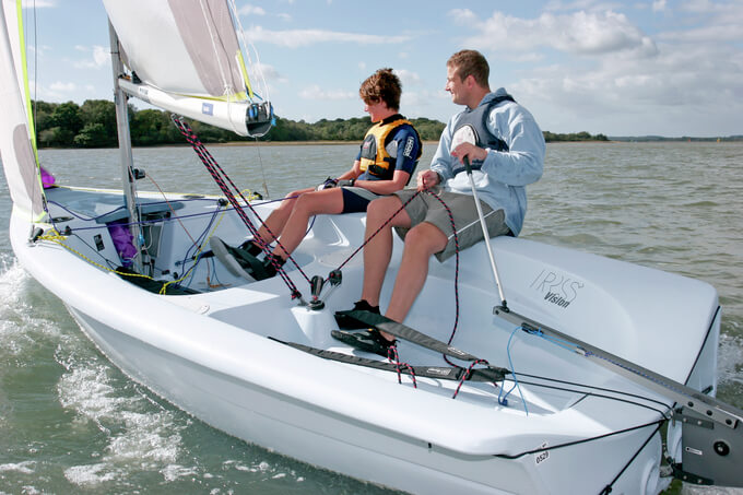 RS Vision - RS Sailing (sailboat)