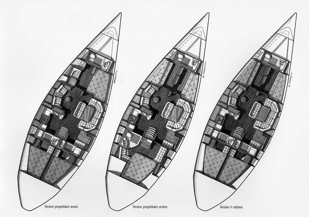 First 51 - Bénéteau (sailboat)