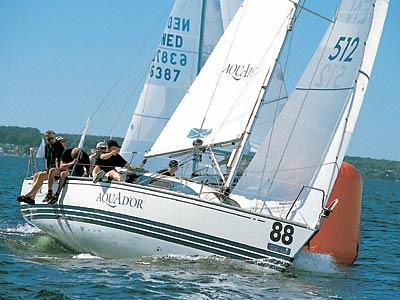 X-99 - X-Yachts (sailboat)