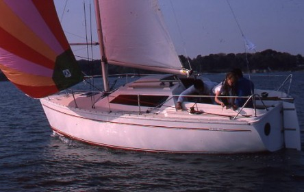 Tonic 23 - Jeanneau (sailboat)