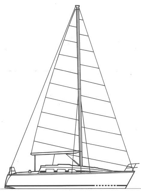 Feeling 850 / Elite 30 - Kirié (sailboat)