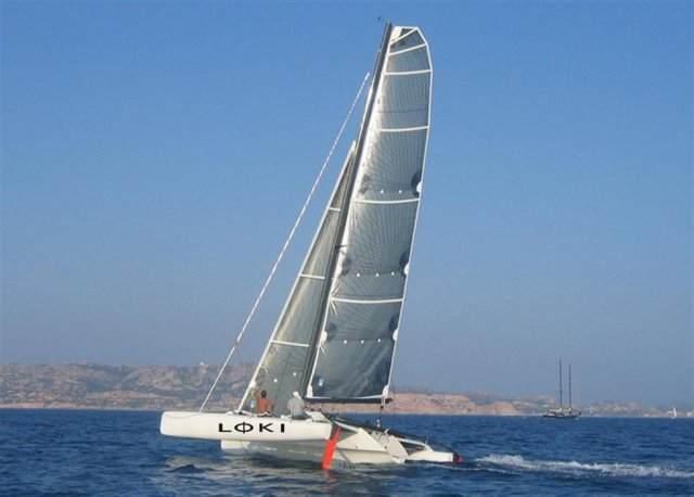 Seacart 30 - Marström Composite AB (voilier)