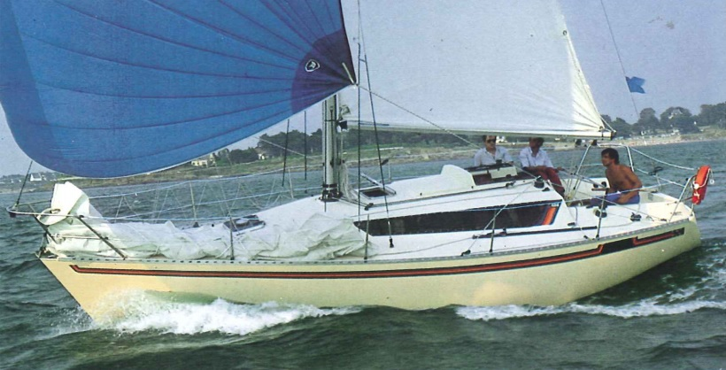 Feeling 920 / Elite 32 - Kirié (sailboat)