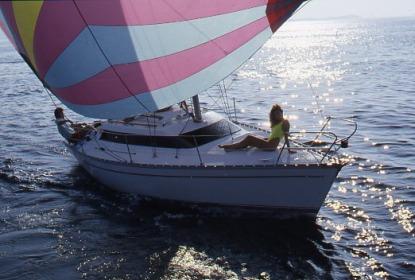Sun Dream 28 - Jeanneau (sailboat)