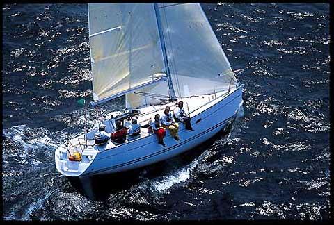 Sun Fast 32i - Jeanneau (sailboat)