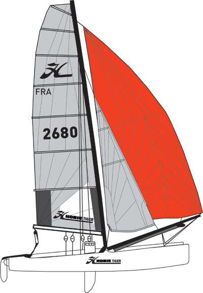 Hobie Cat Tiger (sailboat)