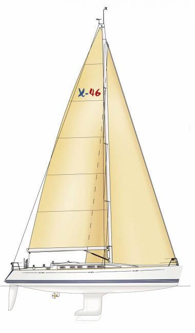 X-46 - X-Yachts (sailboat)