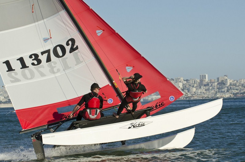 Hobie Cat 16 (sailboat)