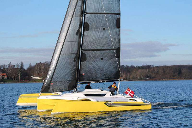 Dragonfly 25 - Quorning Boats (sailboat)