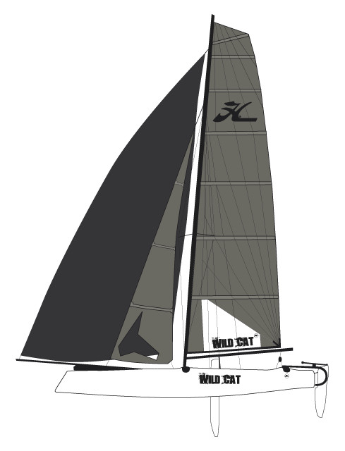 Hobie Cat Wild Cat (sailboat)