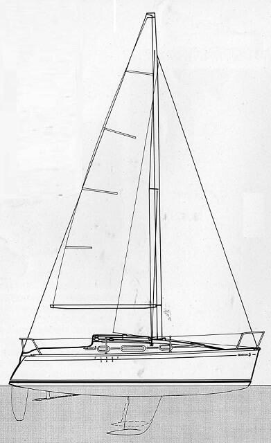 First 265 - Bénéteau (voilier)