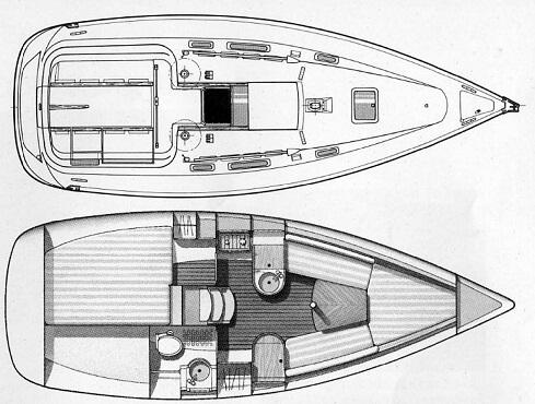 First 265 - Bénéteau (sailboat)
