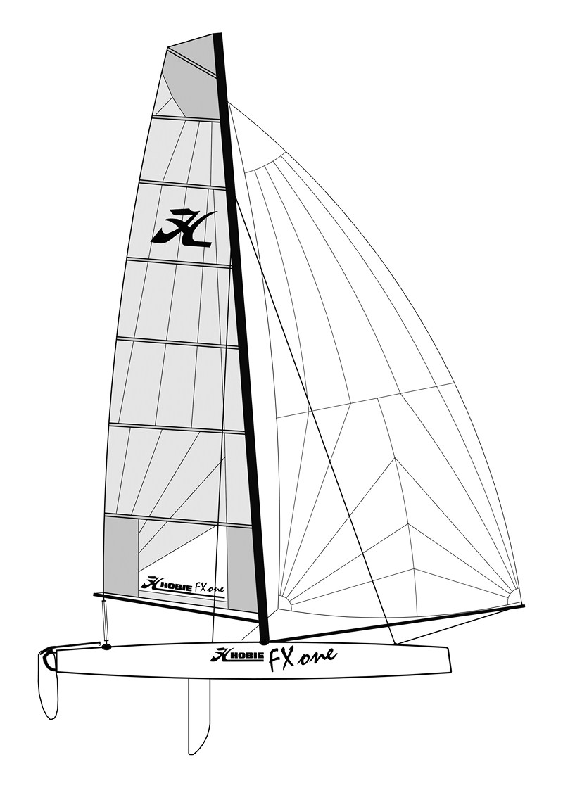 Hobie Cat FX One (voilier)
