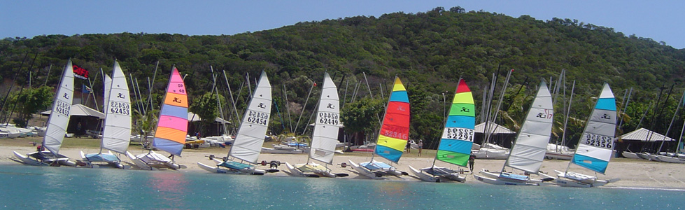 Hobie Cat 14 (voilier)