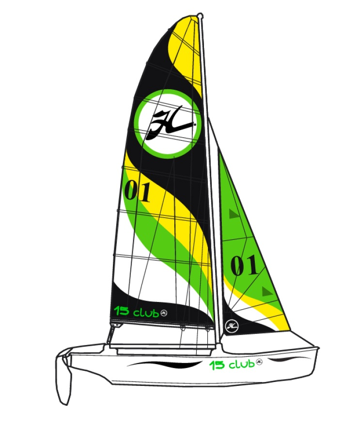 Hobie Cat 15 (voilier)
