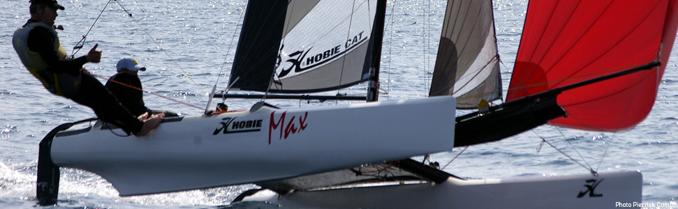 Hobie Cat Max (sailboat)