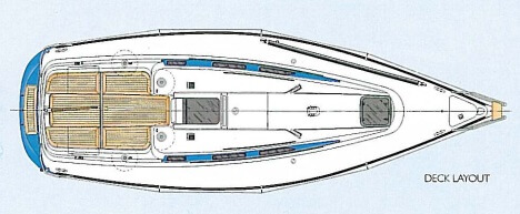 X-302 - X-Yachts (voilier)