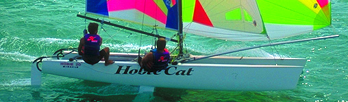 Hobie Cat Miracle 20 (sailboat)