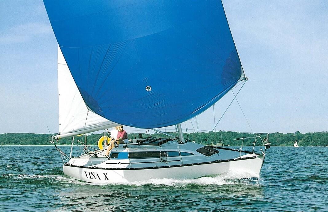 X-312 - X-Yachts (voilier)