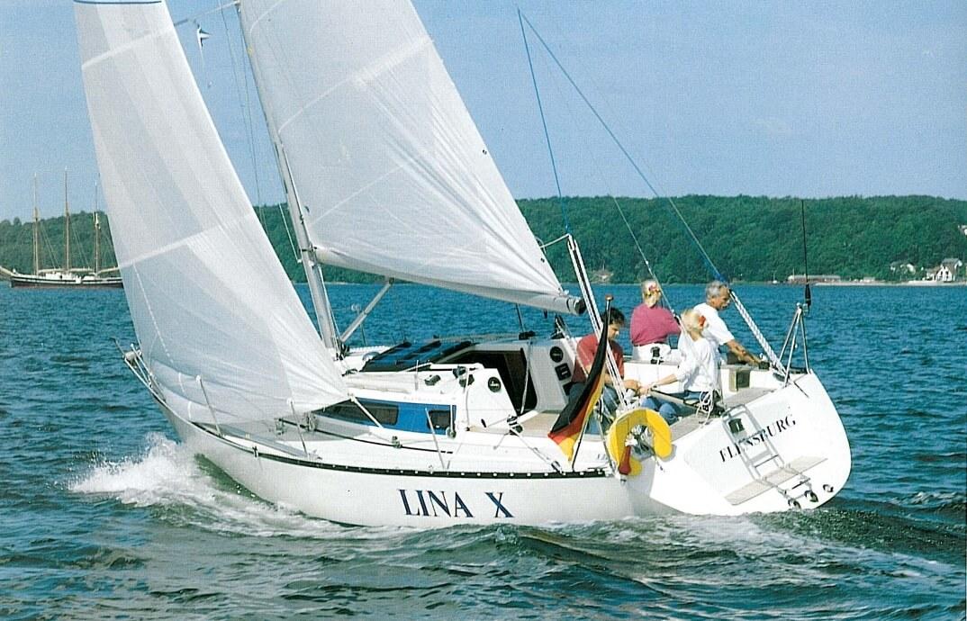 X-312 - X-Yachts (sailboat)